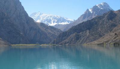 Top of Tajikistan - way off the beaten track