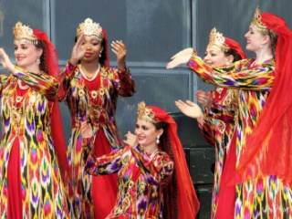 Dance Along the Silk Road