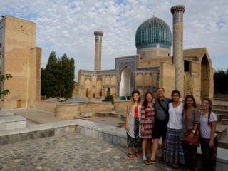 Uzbekistan Adventure Tours