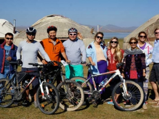 """Family Adventure To The """"Stans' Of Central Asia"""