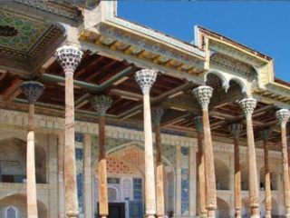 The Hidden Riches Of Central Asia