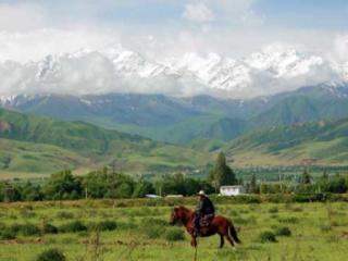 Gems of Kyrgyzstan