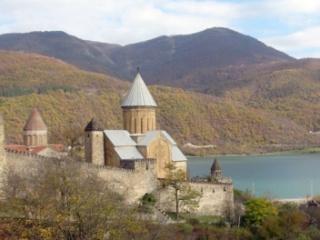 Luxury travel to Georgia