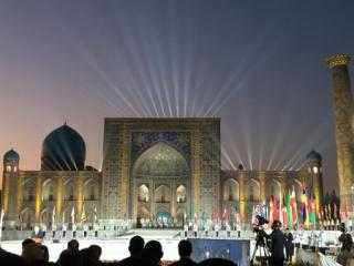Silk Road Tour to Uzbekistan and China